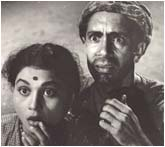 First film to win the Filmfare Award for Best Film | In Black and White